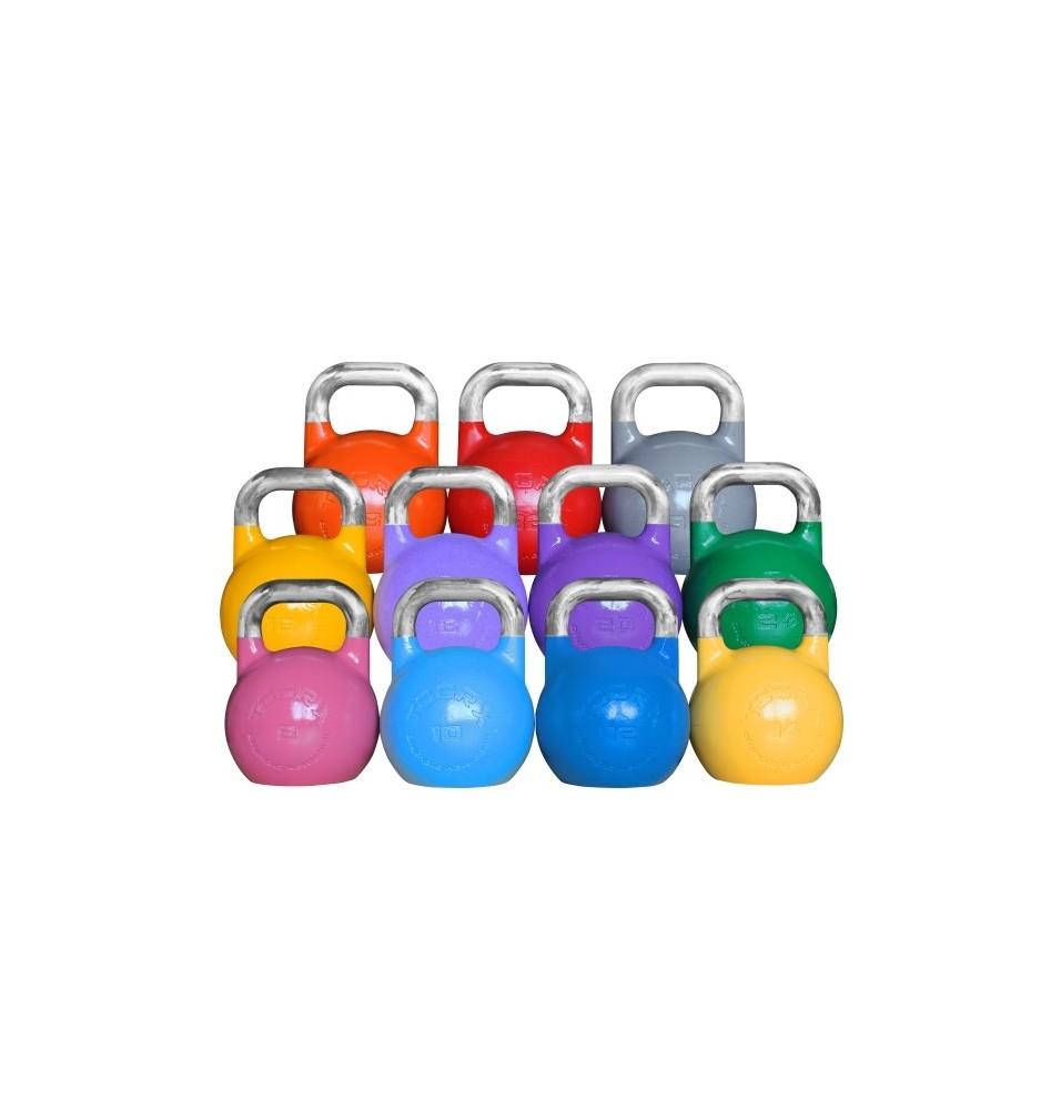Kettlebell olimpionico for Porta kettlebell