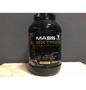 Net Mass Extreme Gainer